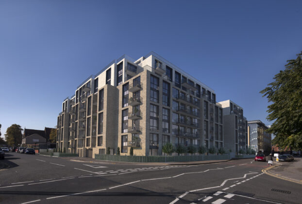 Estate Office advises on forward sale of 50 Affordable Units