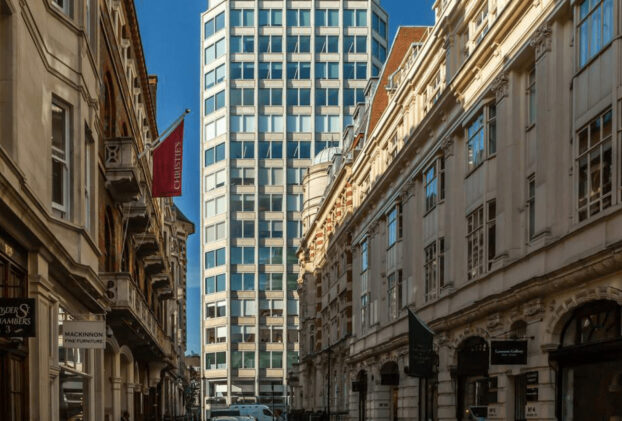 Estate Office Secures Acquisition of  West End Trophy from Tishman Speyer on behalf of Portugal's Fidelidade