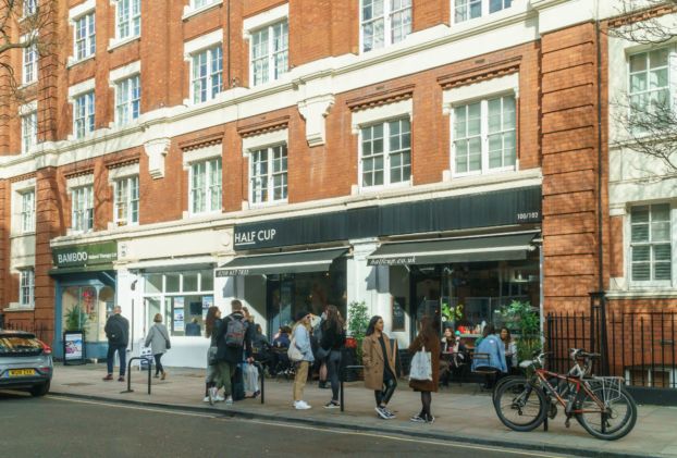 Contracts Exchanged within 24 Hours - Judd Street, London WC1