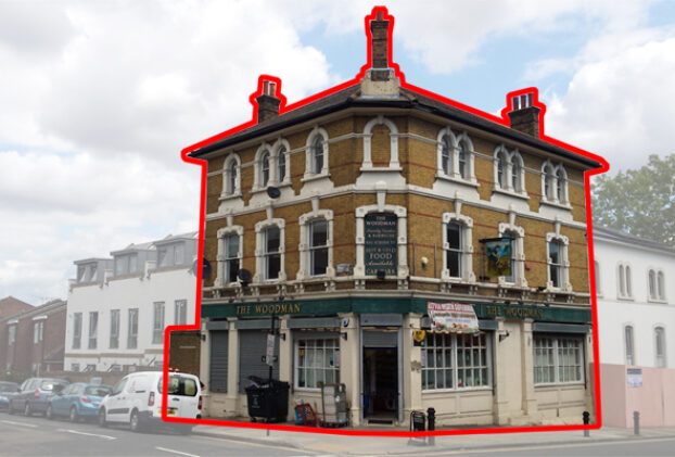SOLD: The Woodman and Green Lanes