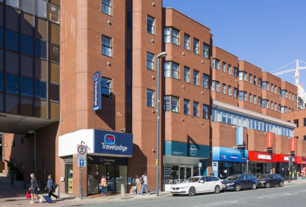 Acquired - Travelodge in Leeds with Over 20 Years of Income