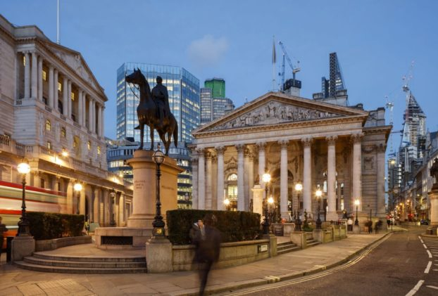 Estate Office acquires City of London's iconic Royal Exchange offices on behalf of Resolution Property