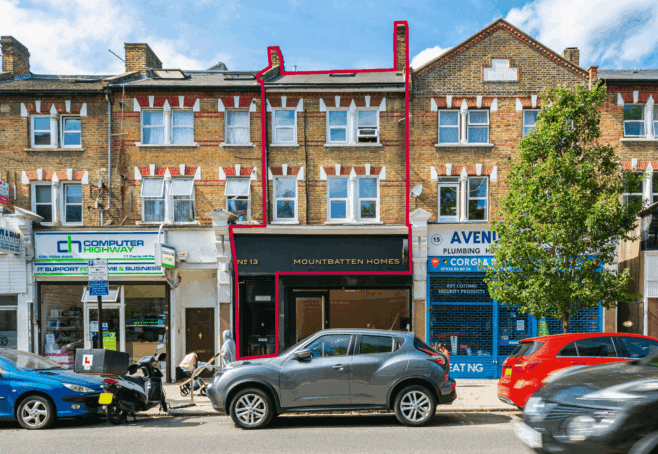 The Avenue, Ealing, London W13 8JR