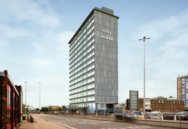 Vista Tower, Stevenage SG1