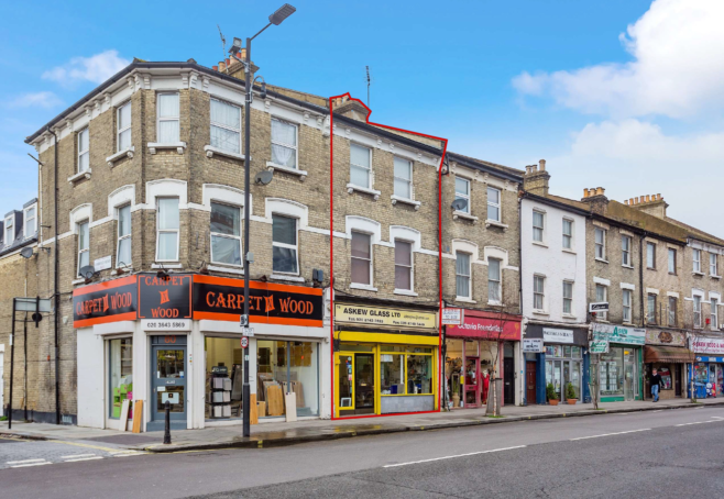 Askew Road, Shepherd's Bush, London W12