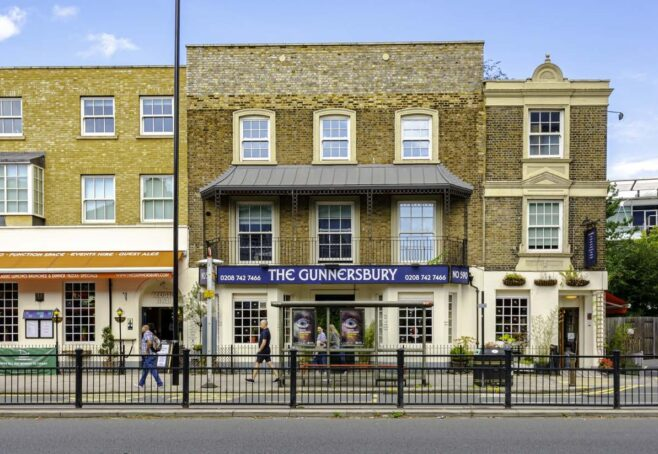 The Gunnersbury, Chiswick High Road, London W4 5RP