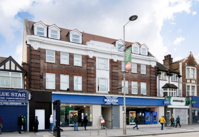 High Road, Wembley, Middlesex HA9