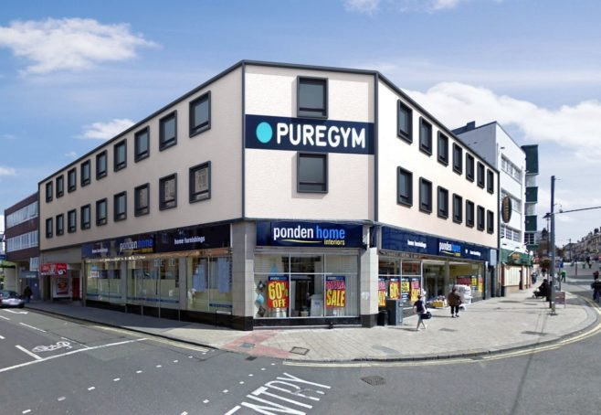 PureGym, 12-20 Crown Hill & Frith Road, Croydon, CR0