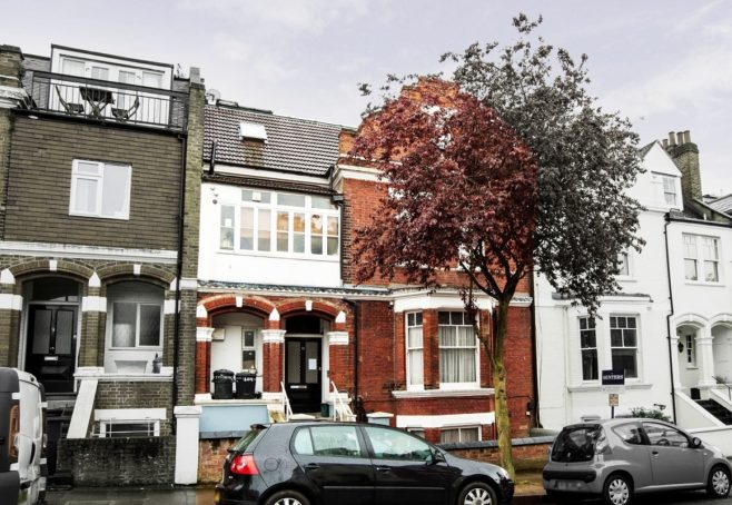 11 Dennington Park Road, London, NW6