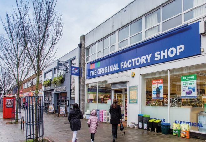 The Original Factory Shop, Welling, Greater London