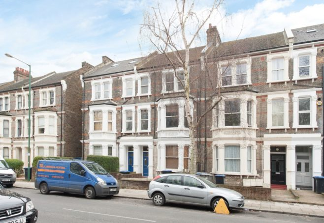 Harvist Road, London, NW6