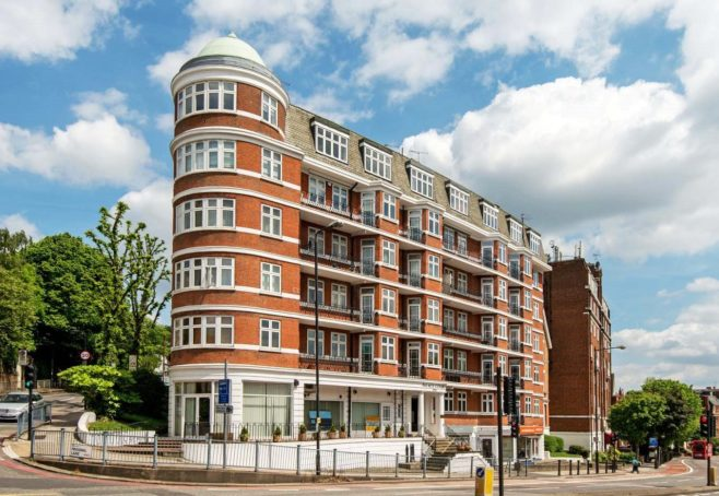 Unit 1 & 1a Palace Court, 250 Finchley Road, London NW3 6DN